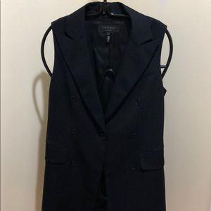 Rag & Bone sleeveless jacket